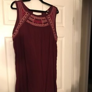 Brand New Adorable Plum Dress 💜